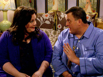 Mike and Molly are Back!