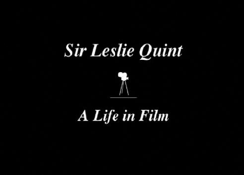 Part 1: Sir Leslie Quint - Great Expectations