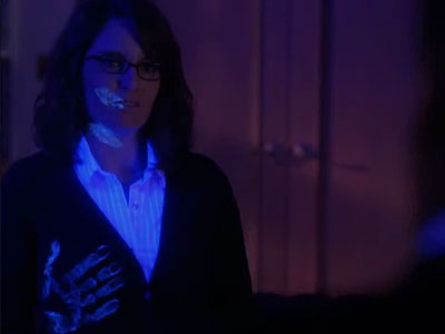 30 Rock (Season 4) | Ep. 10 | 'Black Light Attack!'