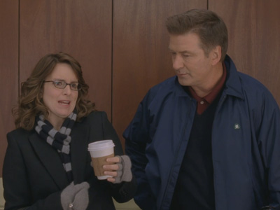 Lack of Mummy Daddy Sheet Monster Time | 30 Rock | 606
