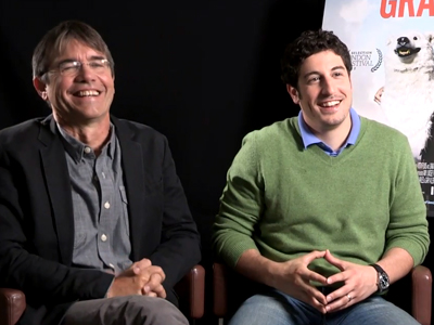 Jason Biggs and Stephen Gyllenhaal