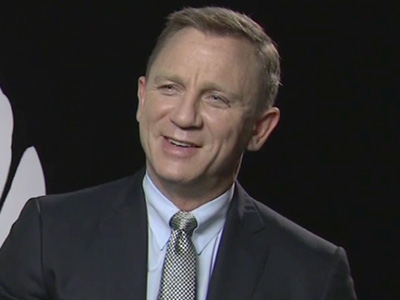 A Moment with...Daniel Craig