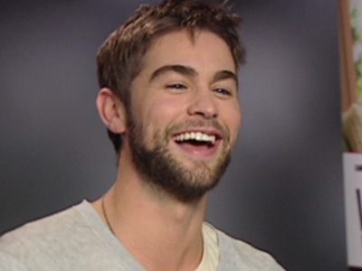 A Moment with...Chace Crawford