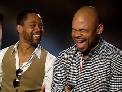 Cuba Gooding Jr. and Anthony Hemingway