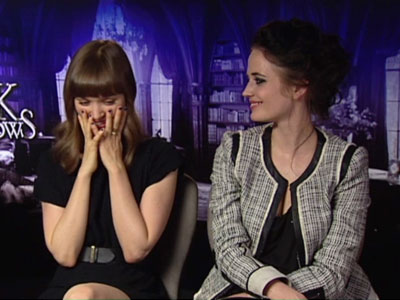 Eva Green and Bella Heathcote