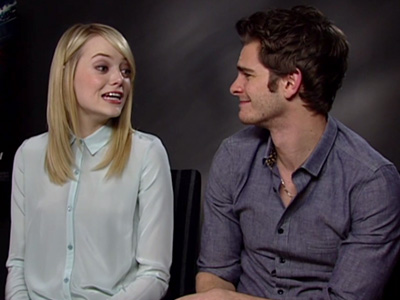 A Moment with...Andrew Garfield and Emma Stone