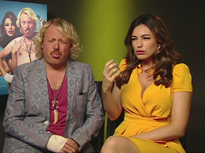 A Moment with...Keith Lemon and Kelly Brook Pt. 2