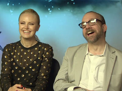 Paul Giamatti and Malin Akerman