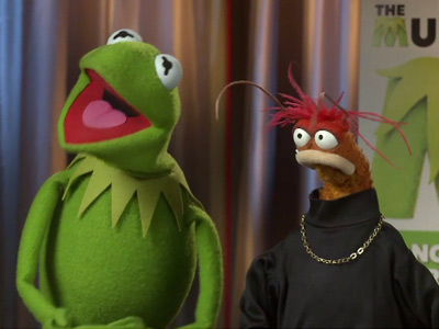 A Moment with...The Muppets