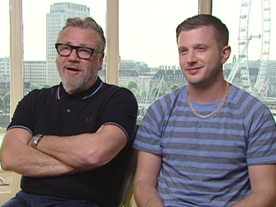 Ray Winstone and Plan B