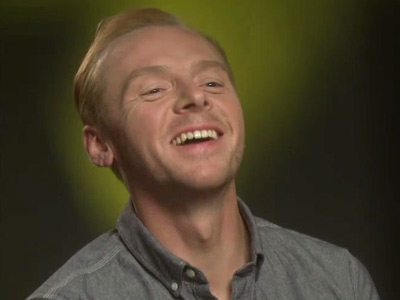 A Moment with...Simon Pegg