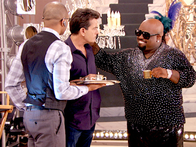 Season 2 | Episode 8 | Charlie and Cee Lo