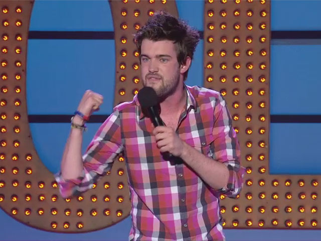 Live at the Apollo - Jack Whitehall hates Robert Pattinson