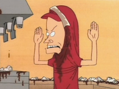 Vaya Con Cornholio
