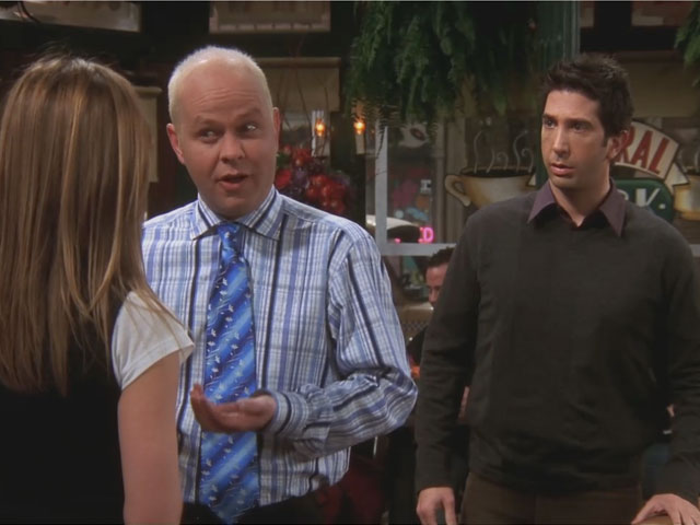 Friends | 1017 | Gunther declares his love to Rachel