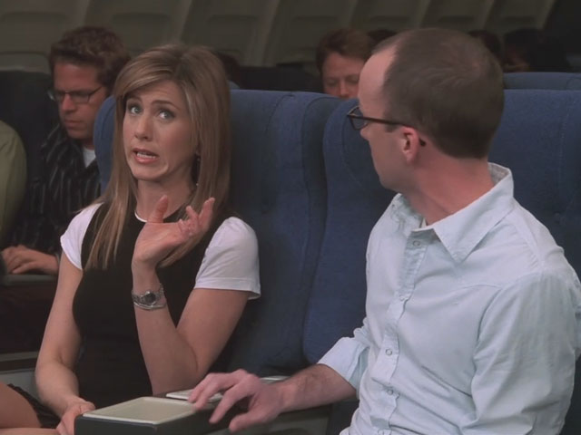 Friends | 1018 | Something's wrong with the left phalange