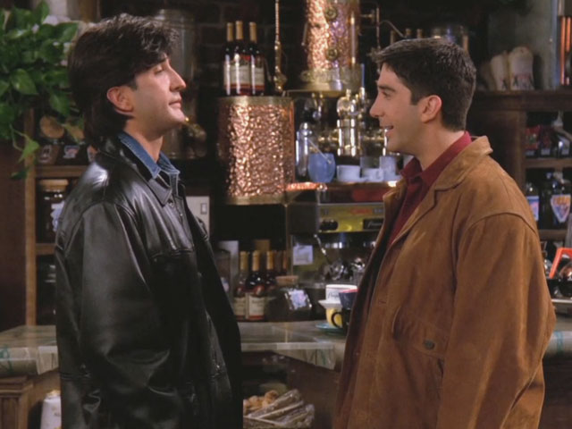 Friends | Season 2 | Episode 10 | The One With Russ