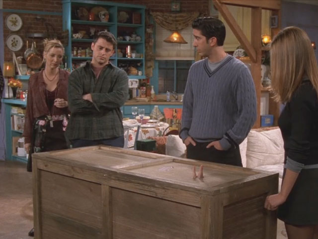Friends | 408 | The Meaning of the Box is Threefold