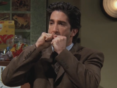 Friends | Season 5 | Episode 9 | The One With Ross's Sandwich