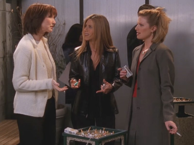 Friends | 518 | Rachel quits smoking