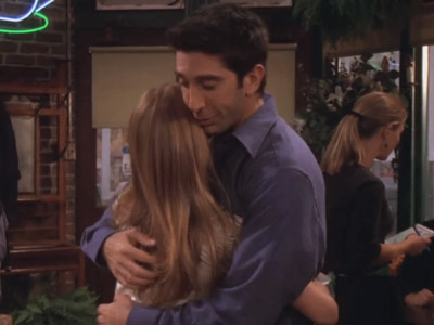 Friends | 603 | Ross re-loves Rachel