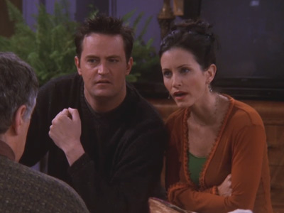 Friends | 609 | Ross is the reason the Gellars don't like Chandler