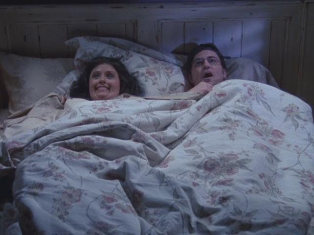 Friends | 616 | Chandler and Fat Monica have sex