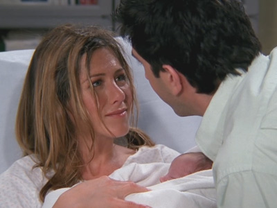 Friends | 824 | Rachel gives birth to Emma