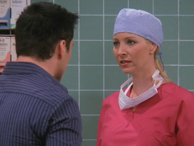 Friends | 911 | 'Nurse with Tray'