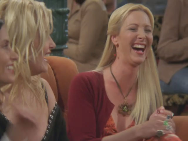 Friends | Season 10 | Blooper Reel 3