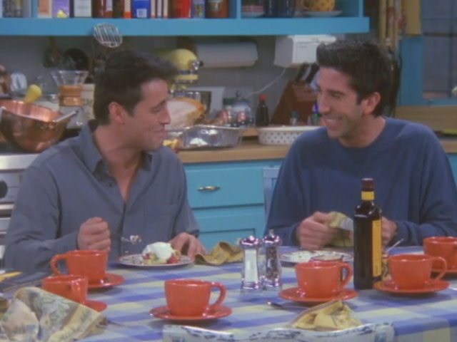 Friends | Season 6 | Blooper Reel 2