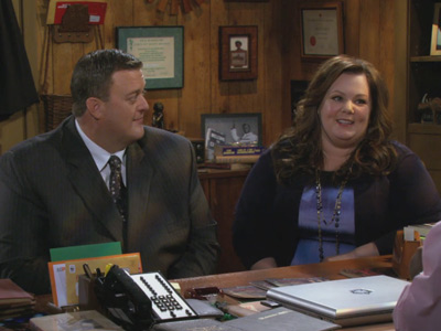 Mike & Molly | 219 | Molly's Great Great Grandmother