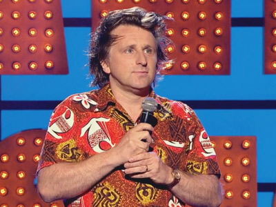 Milton Jones' Other Grandfather... - Michael McIntyre's Comedy Roadshow