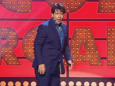 Michael McIntyre on Revolving Doors - Michael McIntyre's Comedy Roadshow