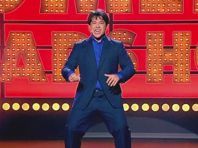 Michael McIntyre Experiences Blackpool Pleasure Beach - Michael McIntyre's Comedy Roadshow