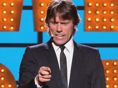John Bishop and the 'Rabbit' - Michael McIntyre's Comedy Roadshow