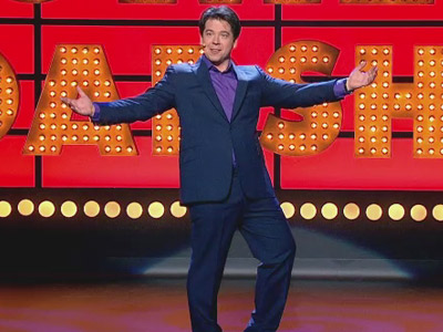 Irish Recognition - Michael McIntyre's Comedy Roadshow