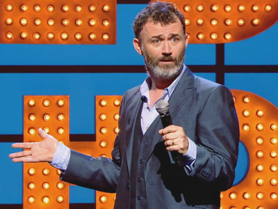Tommy Tiernan Remembers the Good Times - Michael McIntyre's Comedy Roadshow