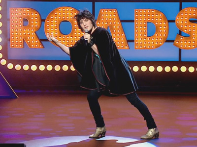 Noel Fielding's Magical Childhood - Michael McIntyre's Comedy Roadshow