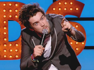 Jack Whitehall on Unneccesarily Aggressive Adverts - Michael McIntyre's Comedy Roadshow