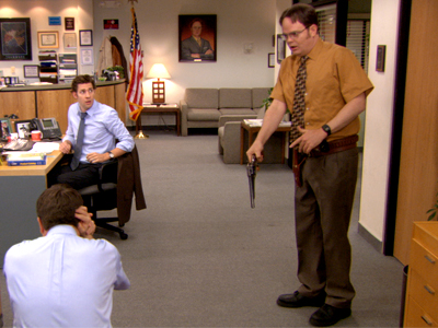Season 7 | Episode 24 | Dwight K. Schrute, (Acting) Manager