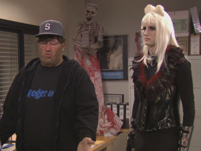 Gaga Moves | The Office | 706