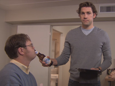 Beer me Jim | The Office | 708
