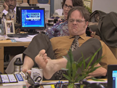Pedidexterity | The Office | 710