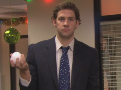 It's only a dusting | The Office | 711