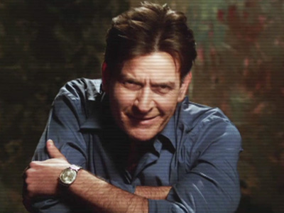 The Fall and Rise of Charlie Sheen - Anger Management - Starts 12th September on Comedy Central UK