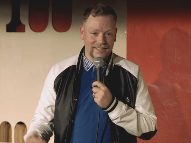 Rufus Hound Being Rude - DVD sneak preview