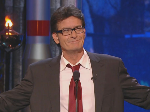 Charlie Sheen Comes Out Unscathed