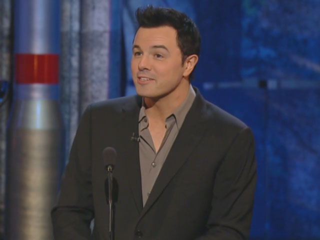 Seth MacFarlane coins the term 'Sheenis'