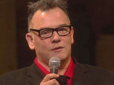 Stewart Lee - Observational Comedy - Carpet Remnant World